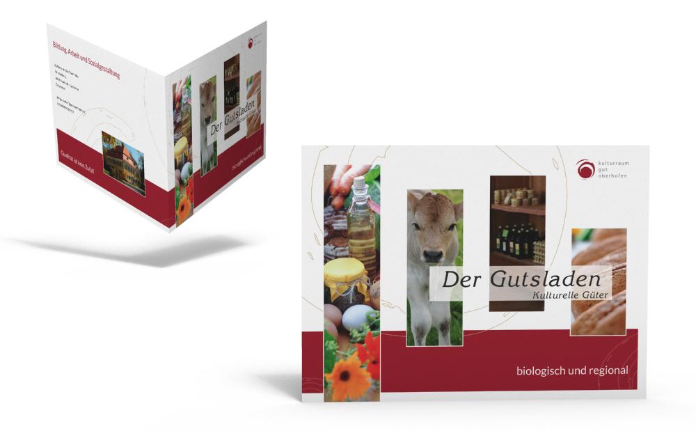 Bild Yaman Flyer Gutsladen Kulturraum Gut Oberhofen